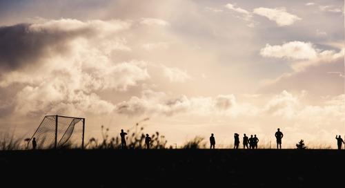 Le soccer au service de la solidarité mondiale