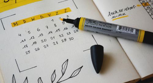 Le calendrier de jumelage des résidents