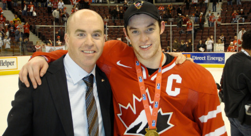 Entretien avec le Dr Ian Auld, médecin-chef des Flames de Calgary