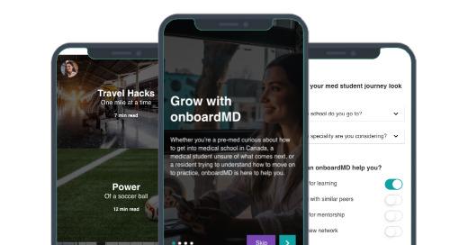 En exclusivité : Un aperçu de notre nouvelle application mobile