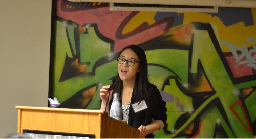 Portrait d'une future leader : Tina Guo