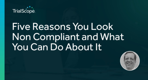 Five Reasons You May Look Non Compliant and What You Can Do About It