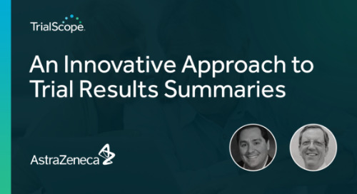 An Innovative Approach to Trial Results Summaries
