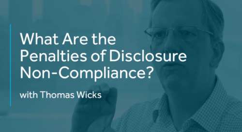What Are the Penalties of Disclosure Non-Compliance?