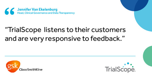 """Listens to their customers and are very responsive to feedback"""