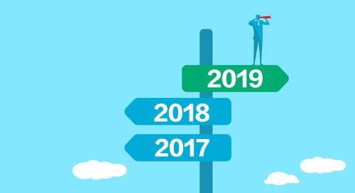 A Dozen Disclosure & Transparency Predictions for 2019