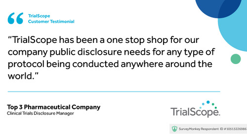 """A one stop shop for our company public disclosure needs"""