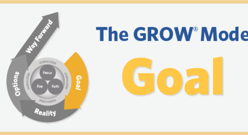 The GROW Model and Goal Setting