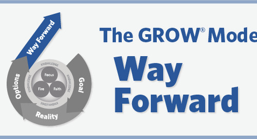 Find Your Way Forward with the GROW Model