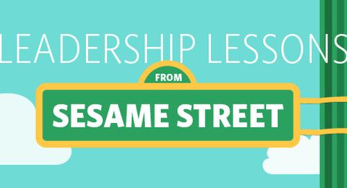 12 Leadership Lessons from Sesame Street