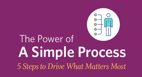 5 Steps to Drive What Matters Most