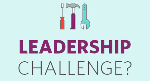 Leadership Challenge? Prepare, Plan, Practice.