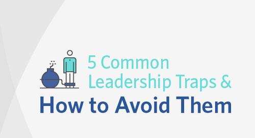 5 Common Leaderships Traps and How to Avoid Them