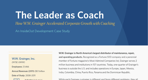 Accelerate Corporate Growth with Coaching