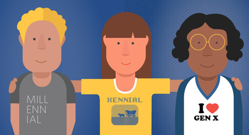 Bridging Gen X and Millennials through Xennials