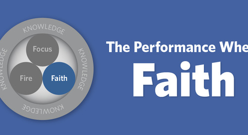 What Does Faith Have to do with Performance?