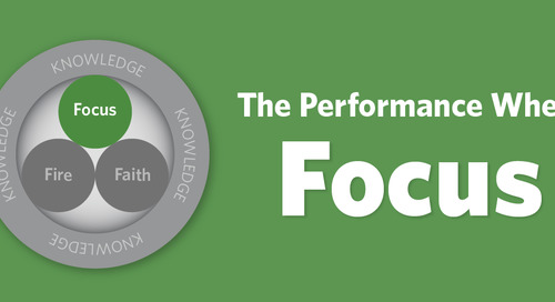 Focus: The Key Lever of Performance