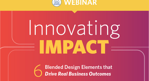 6 Blended Design Elements That Drive Real Business Outcomes