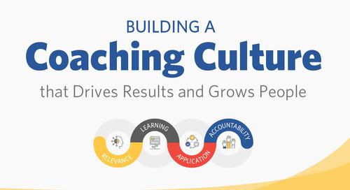 A Framework for Building a Coaching Culture