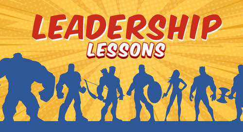 5 MARVEL-ous Leadership Tips from the Avengers
