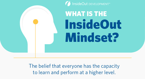 What is the InsideOut Mindset?