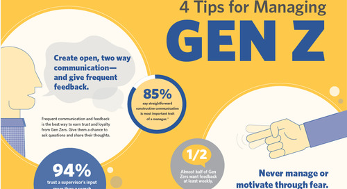 4 Tips for Managing Gen Z