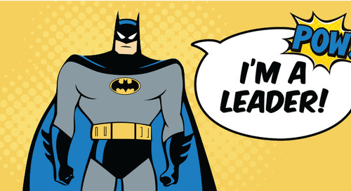 5 Unlikely Leadership Lessons from Batman