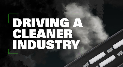 Driving a Cleaner, More Sustainable Logistics Industry