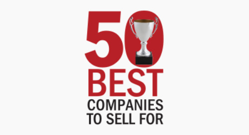 Coyote Named to Selling Power's 2016 '50 Best Companies to Sell For' List
