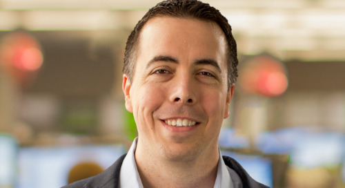 Coyote CIO Darren Cockrel Named ITA CityLIGHTS Technologist of the Year