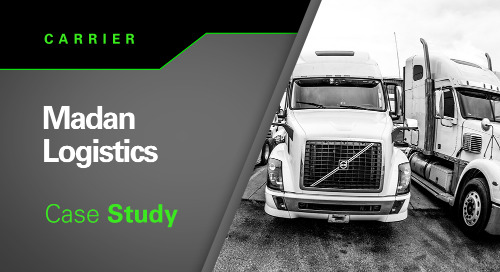 10x Fleet Growth in Under Two Years: The Story of Madan Logistics