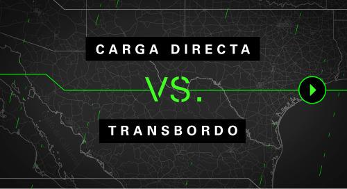 Carga Directa vs. Transbordo: ¿Cuál servicio transfronterizo es el indicado para ti?