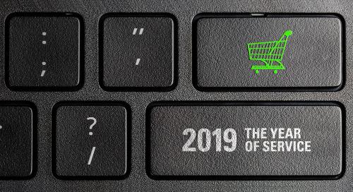 Los Clientes Dicen que el 2019 es el Año del Servicio