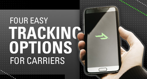 Four Easy Tech Tracking Options for Carriers