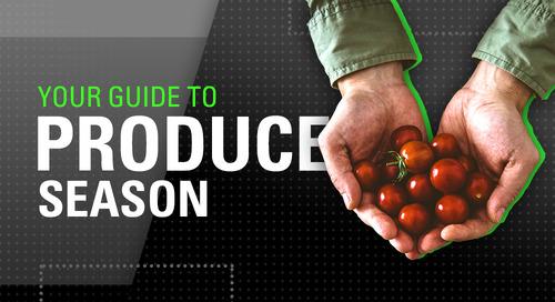 A Shipper's Guide to Produce Season