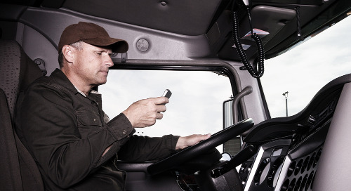 Five Easy Ways to Avoid Driving Distractions