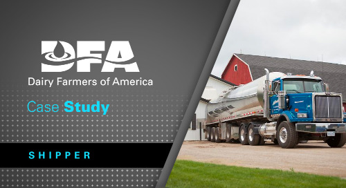 Avoiding a 12% Cost Increase: How CTM Helped Dairy Farmers of America