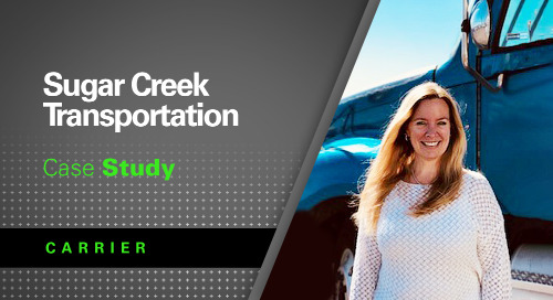 13x Fleet Growth: The Story of Sugar Creek Transportation