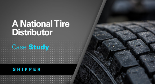 How this Tire Distributor Moved a Warehouse with Flexible Capacity Solutions