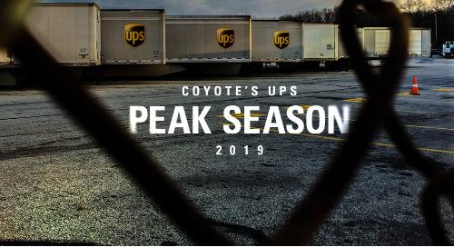 6 Benefits of Hauling UPS Peak Season Freight