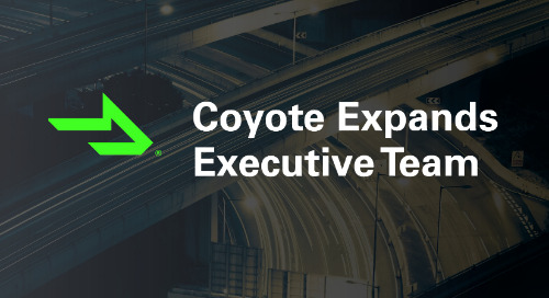 Coyote Logistics Fuels Strategic Vision and Innovation with Expanded Executive Team
