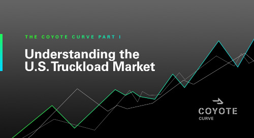 Understanding the U.S. Truckload Market: the Complete Guide for Logistics Professionals