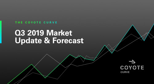 Q3 2019 Coyote Curve Market Forecast Guide