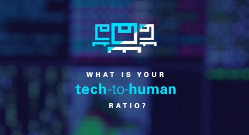 Shippers, What's Your Tech-to-Human Ratio?