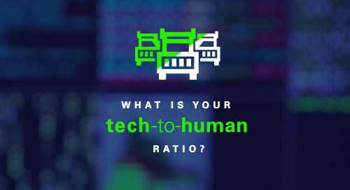 Carriers, What's Your Tech-to-Human Ratio?
