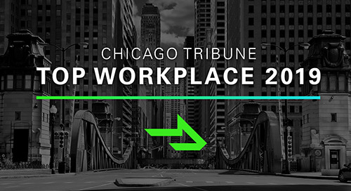 Coyote Named One of Chicago Tribune's Top Workplaces for 10th Consecutive Year