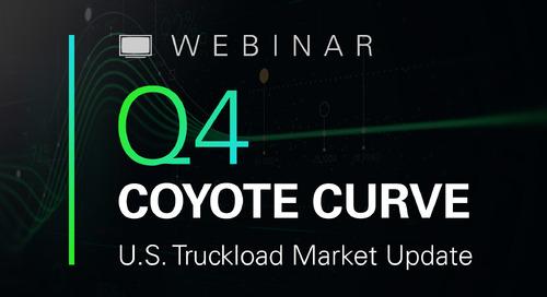 WEBINAR: Q4 Truckload Market Forecast