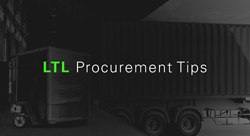 3 Ways LTL Carriers Can Rebalance Their Network and Achieve Procurement Savings