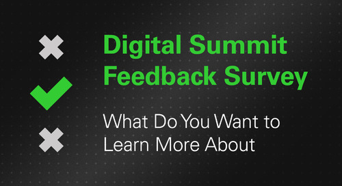 SURVEY: Help Us Design Your Ideal Supply Chain Digital Event