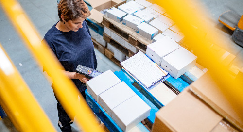 Coyote Logistics Helps Launch North American Contactless Delivery Force